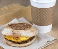 Breakfast Sandwich Stock Photos