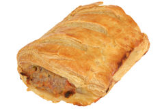 Breakfast Sausage Roll Stock Photography