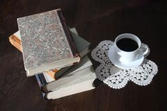 Breakfast Set Stock Image