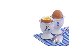 Breakfast set Royalty Free Stock Photo