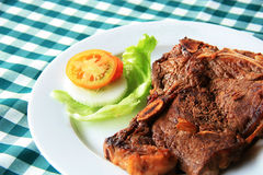 Breakfast Steak Royalty Free Stock Photography