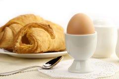 Breakfast table Stock Photos