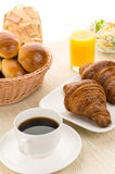 Breakfast Table Royalty Free Stock Photography