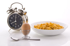 Breakfast Time Stock Photo