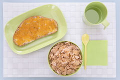 Breakfast time Royalty Free Stock Photo