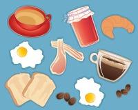 Breakfast time Stock Image