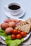 Breakfast time Royalty Free Stock Images