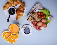 Breakfast time Stock Photography