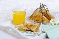 Breakfast Toast Royalty Free Stock Photos