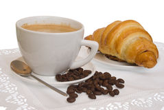 The breakfest Royalty Free Stock Photo