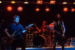 Breaking Larsen Theory at Midian Live Cremona Royalty Free Stock Photo