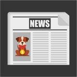 Breaking news Royalty Free Stock Photos