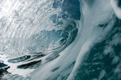 Breaking wave Royalty Free Stock Photography