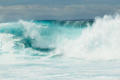 Breaking wave Stock Images