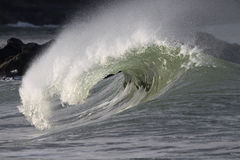 Free Breaking Wave Stock Image - 8664271
