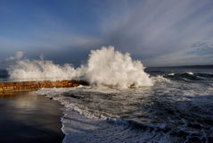 Breaking Wave Stock Photography
