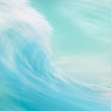 Breaking Wave Abstract Royalty Free Stock Photo