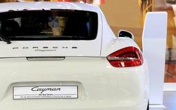 Breaklight von Porsche-Reihe Cayanne Stockfoto