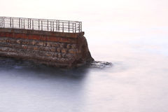 Breakwater Stock Images