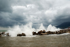 Breakwater Stock Image