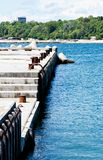 Breakwater Stock Photography