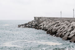 Breakwater Stock Photos