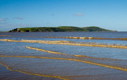Brean Down near Weston-super-Mare Royalty Free Stock Images
