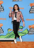 Breanna Yde stock image
