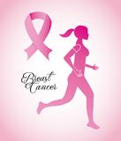 Breast cancer awareness design Stock Photo