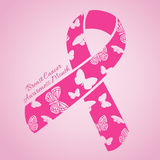 Breast Cancer Awareness month Stock Photo