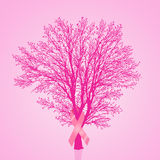 Breast cancer awareness month Stock Images