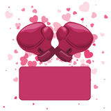 breast cancer awareness related icons image Royalty Free Stock Image