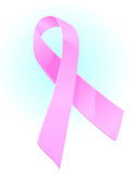 Breast Cancer Awareness Ribbon Royalty Free Stock Images