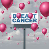 Breast Cancer Concept Stock Photography