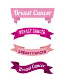 Breast cancer Royalty Free Stock Photos
