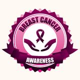 Breast cancer Royalty Free Stock Photography