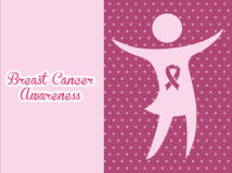 Breast cancer Stock Photography