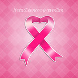 Breast cancer prevention Royalty Free Stock Photography
