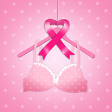 Breast cancer prevention Stock Image