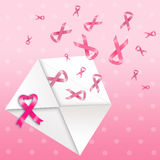 Breast cancer prevention Royalty Free Stock Image