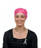 Breast  Cancer Survivor Royalty Free Stock Photography