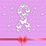 Breast cancer Royalty Free Stock Images