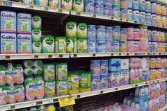 Breast-milk Substitutes Stock Images