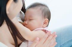 Breastfeeding Royalty Free Stock Photos