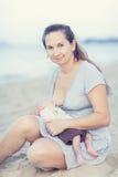 Breastfeeding Royalty Free Stock Photo