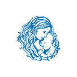 Breastfeeding sign Stock Image