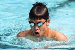 Breaststroke Stock Images