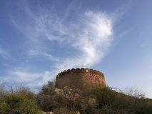 The breath of ages. Fort, Rajasthan, india royalty free stock images