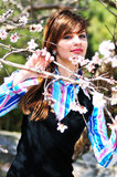 Breathe of spring Royalty Free Stock Photo