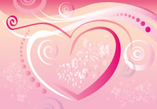 Breathing of love Royalty Free Stock Photos